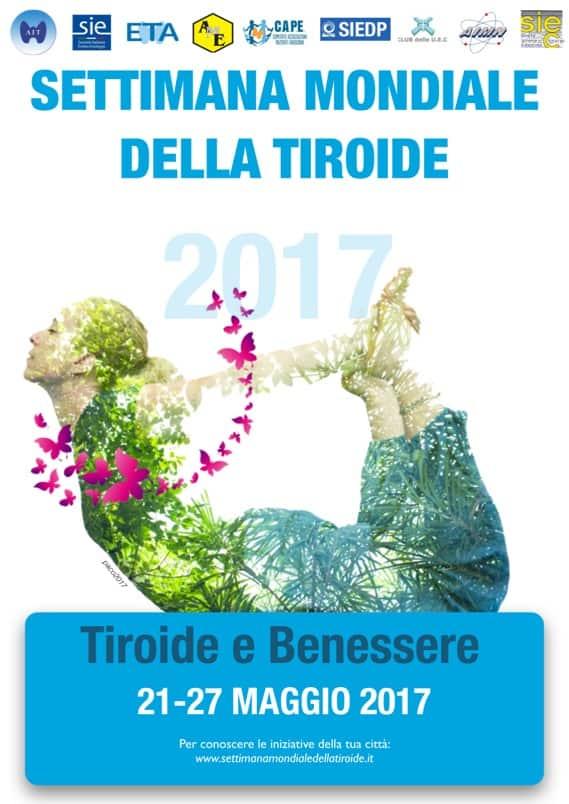Settimana della tiroiode da Stenella a Pescara