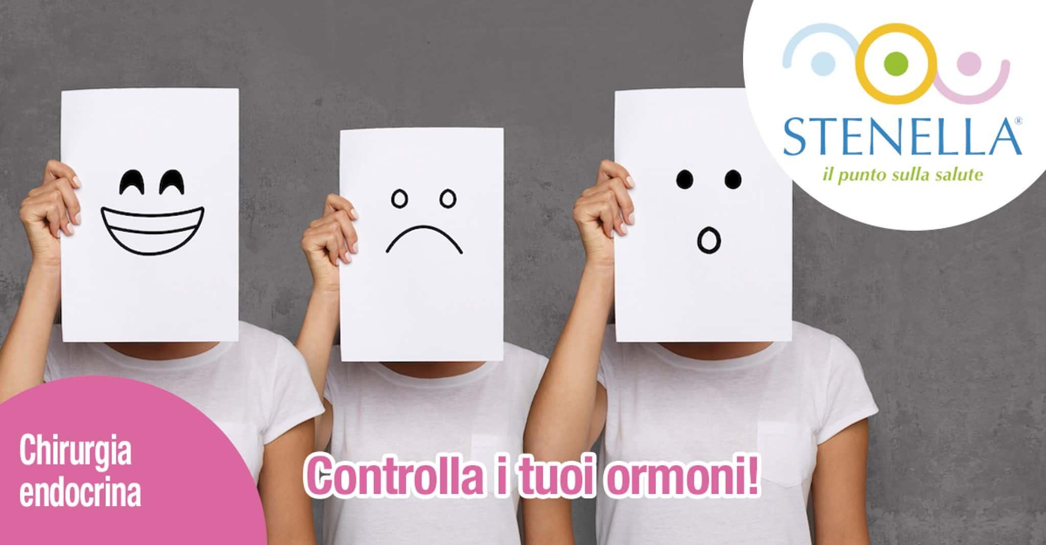 controlla i tuoi ormoni