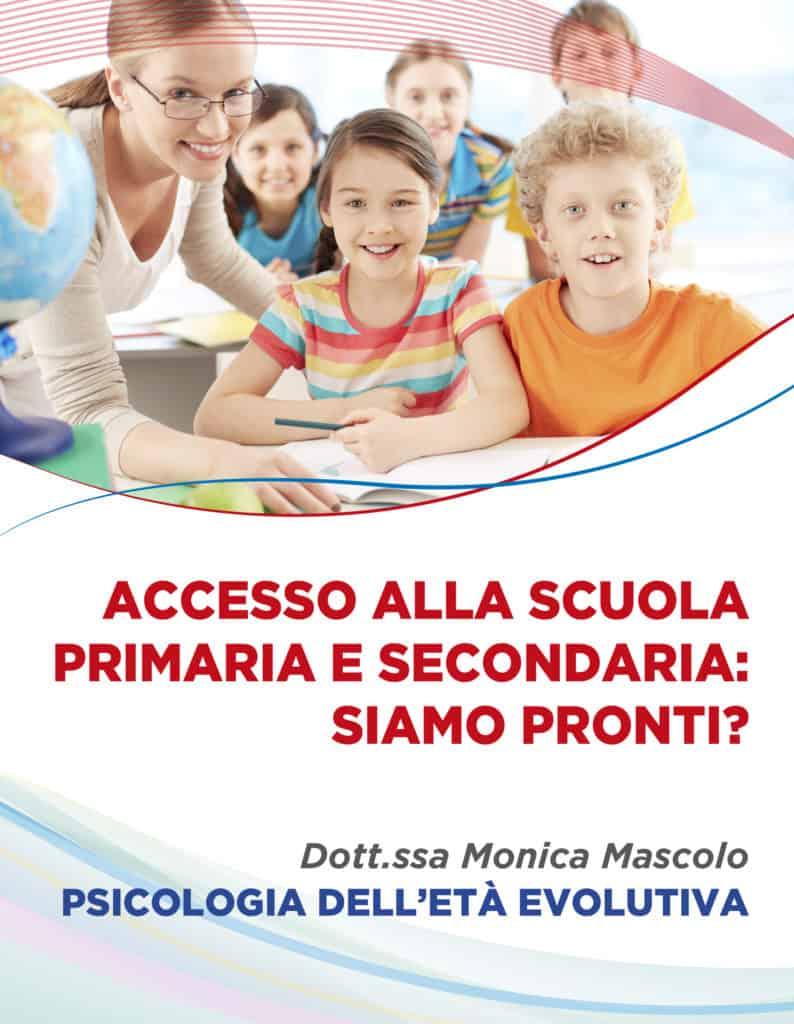 Accesso alla scuola primaria e secondaria di primo grado, laboratori da Stenella