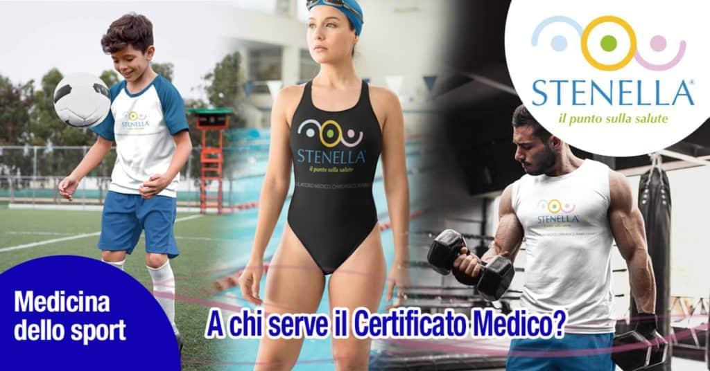 A chi serve il Certificato Medico?