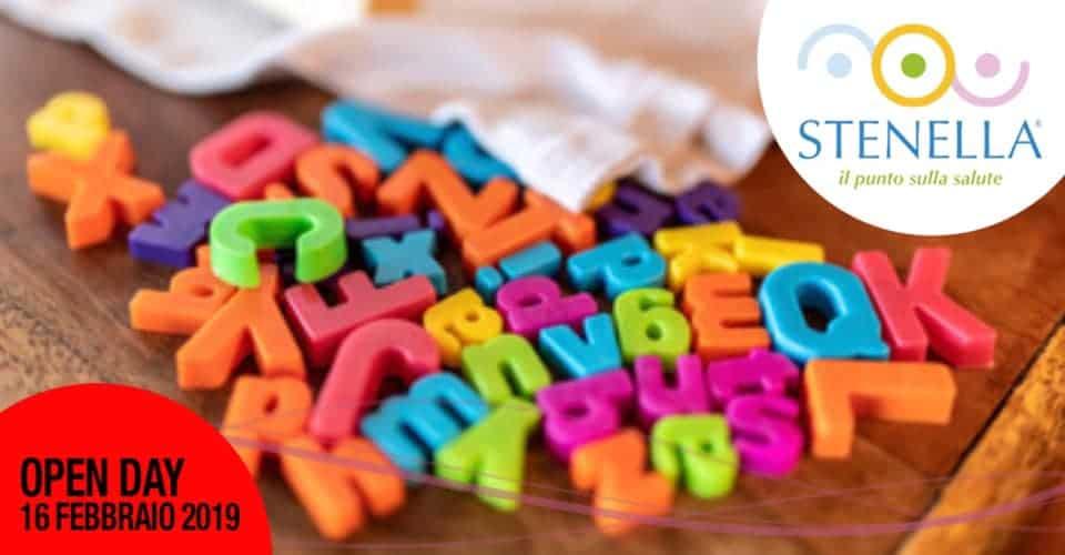 Open Day: Prevenzione dei disordini posturali e del linguaggio 16/02/2019