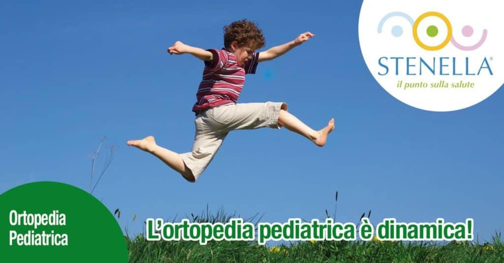 L'ortopedia pediatrica è dinamica!