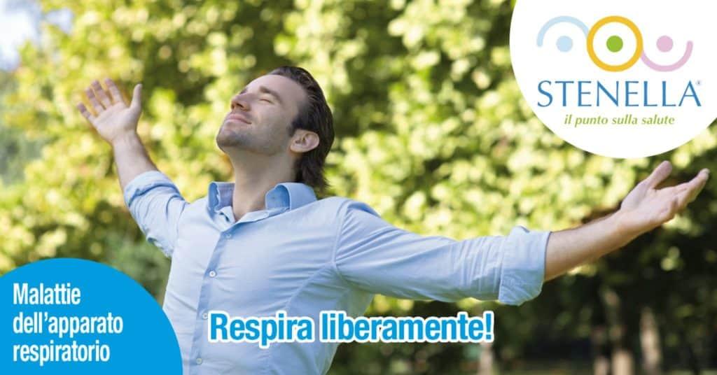 Respira liberamente!