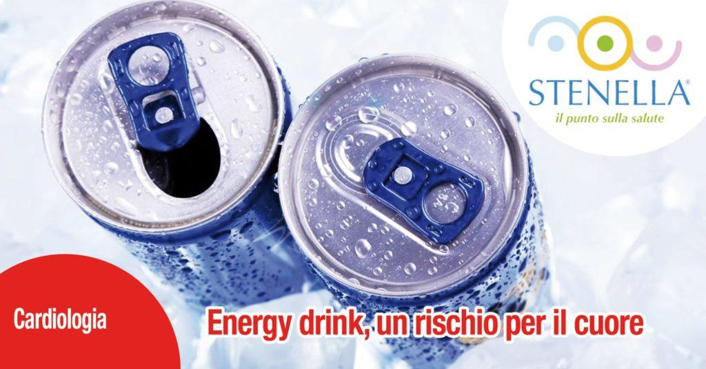 energy drink un rischio per il cuore