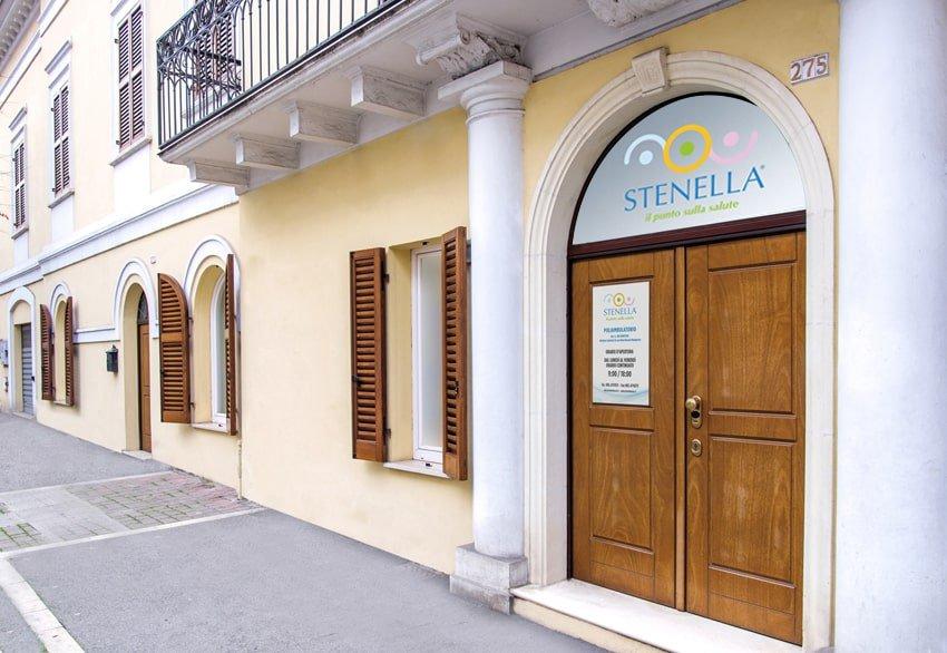 Video di presentazione di Stenella