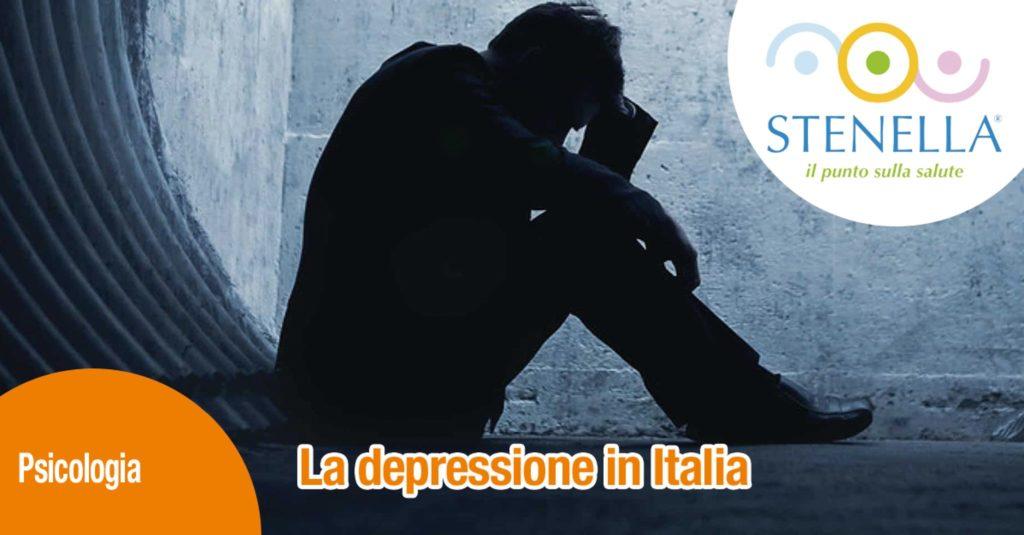 La depressione in Italia