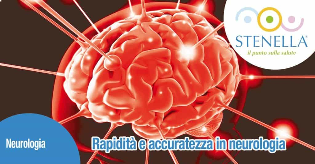 Rapidità e accuratezza in neurologia