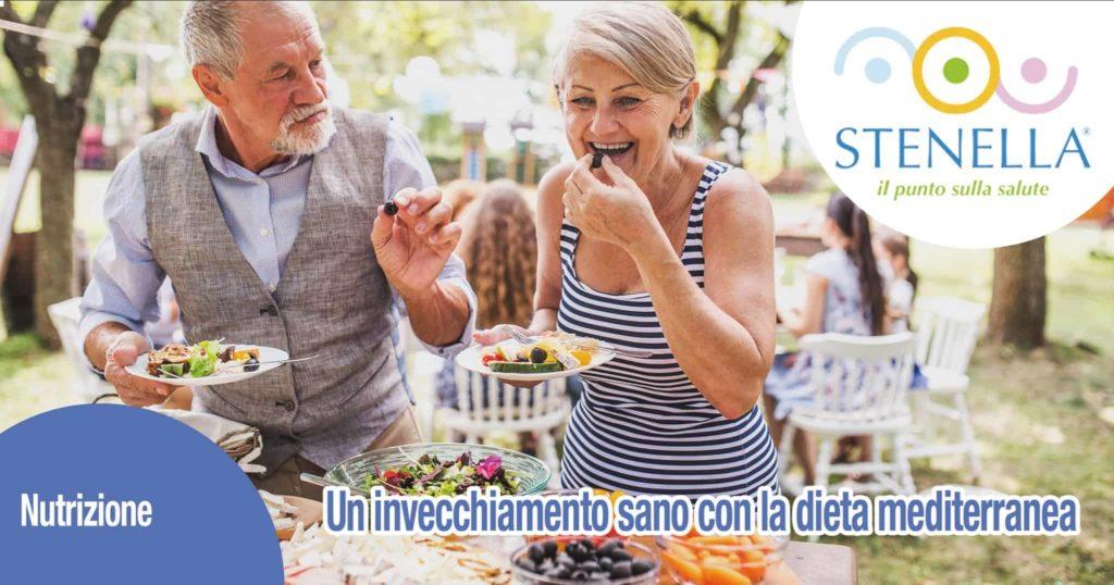 Un invecchiamento sano con la dieta mediterranea
