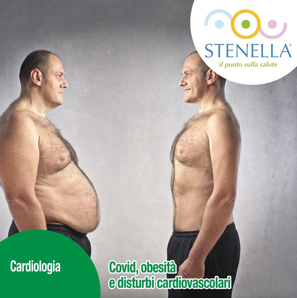 Covid, obesità e disturbi cardiovascolari