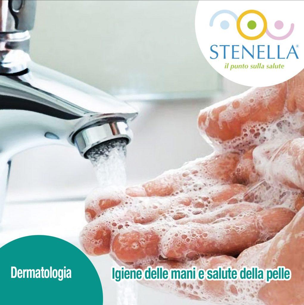 Igiene delle mani e salute della pelle