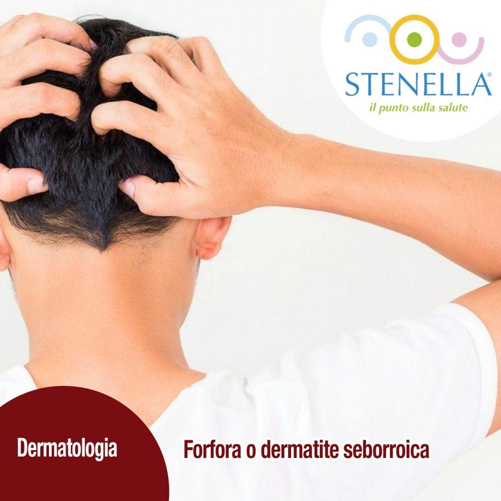 Forfora o dermatite seborroica
