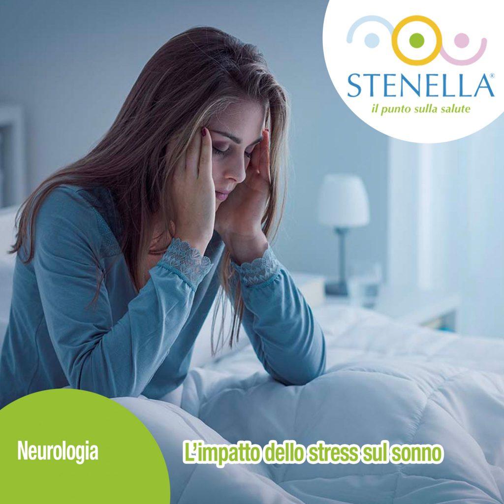 L'impatto dello stress sul sonno
